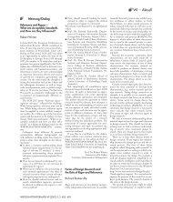 WI 05/07: WI – Aktuell: Meinung/Dialog; Mitteilungen des GI ...