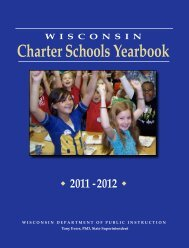 Wisconsin Charter Schools Yearbook - School Management Services