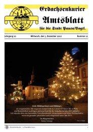 Adventszeit 2012 - Pausa