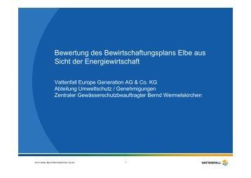 Einwirkung - Ruhrverband