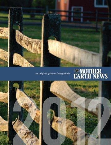 Media Kit - Mother Earth News
