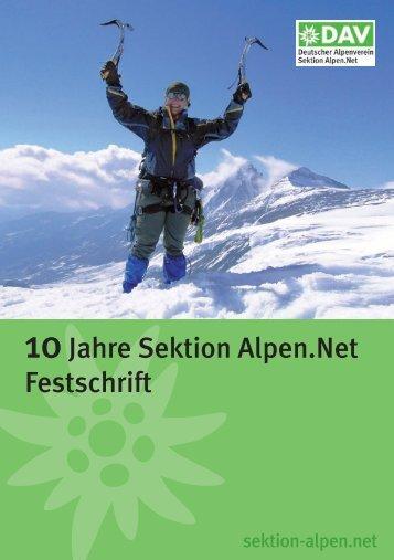Gewachsen… - DAV Sektion Alpen.Net