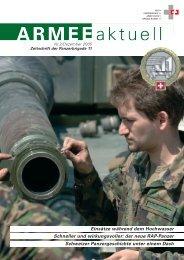 Armee aktuell Nr. 2/2005 - Heer