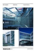 Fassadensystem mit Trocken-/Druckverglasung Système de façades ... - Page 4