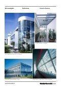 Fassadensystem mit Trocken-/Druckverglasung Système de façades ... - Page 5