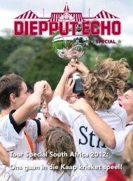 Tour Special South Africa 2012: Ons gaan in die Kaap ... - kon HCVV