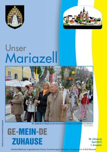 Mariazell Ma rz 2012_Mariazell Oktober 2009 - Stadt Mariazell