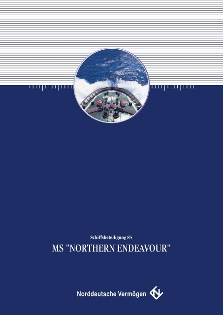 NV-SB-85 Prospekt 27.8. - WMD Brokerchannel