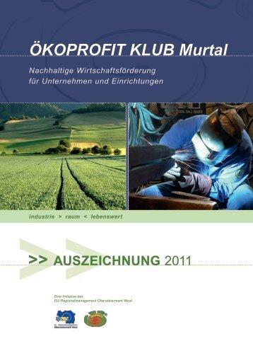 ÖKOPROFIT KLUB Murtal - STENUM GmbH