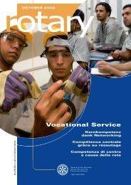 Download Magazin Oktober 2008 (PDF 2,7 MB - Rotary Schweiz
