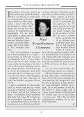 Menighetsbladet - St. Paul Menighet - Page 3