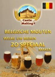 Mout van het land befaamd voor zijn bier - Castle Malting