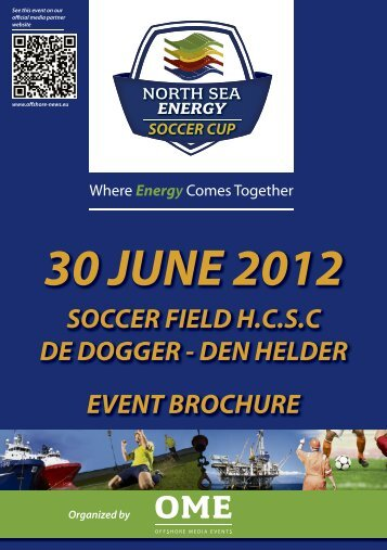 North Sea Energy Soccer Cup 2012 - Offshore News