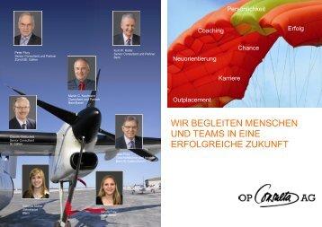Download Broschüre als PDF - Op Consulta AG