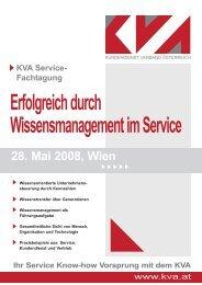 Anmeldeformular KVA Fachtagung - ISN