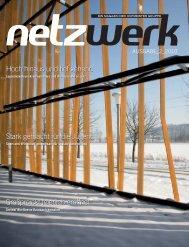 Netzwerk 2010 ⁄ 2 - Hofmeister Unternehmensgruppe