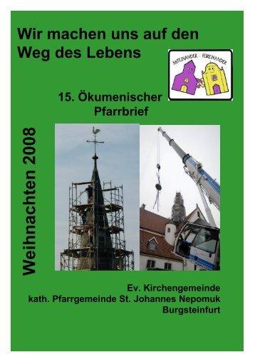 90 Jahre ev. Frauenhilfe Burgsteinfurt
