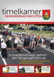 """und Bezirksbewerb """"Meister auf 2 Rädern"""" - Marktgemeinde Timelkam"""
