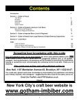 beer demystifier - new york city - The Gotham Imbiber - Page 3