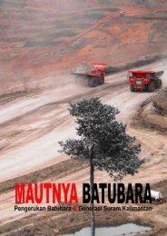 Mautnya Batubara - (r)Evolusi Alam
