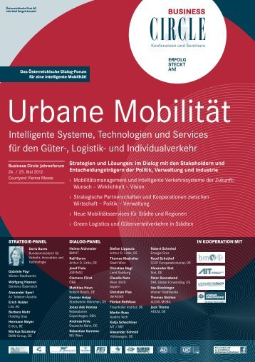 Intelligente Systeme, Technologien und Services f