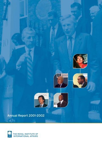 Annual Report - Chatham House