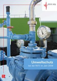 Umweltschutz 2009 - NEW AG