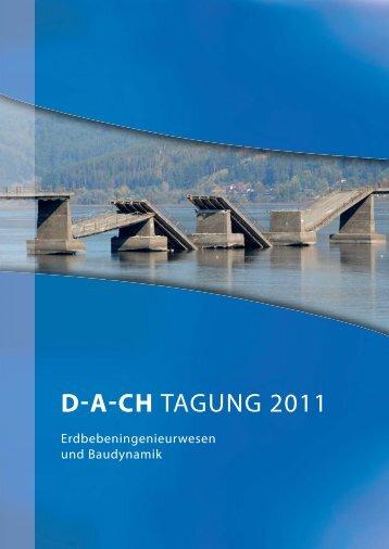 D-A-CH TAGUNG 2011 - Home - Bauhaus-Universität Weimar