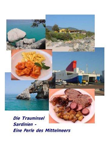Sardinien Spezial - AS Freizeit Service