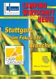"""""""Camp Ground"""" wechselt im Januar zur CMT - Campingwirtschaft ..."""