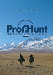 USA - PROFI HUNT