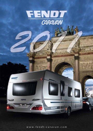 Platin/Topas - New caravan LEAN