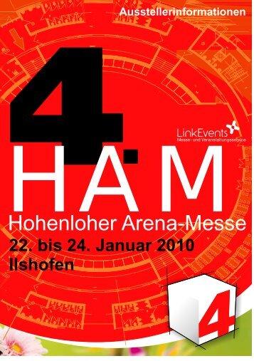 Messegelände HAM - Link Events