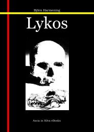 Lykos - Ascia in Silva eBooks