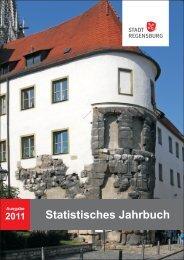 Statistisches Jahrbuch - Statistik - Stadt Regensburg