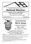 Einladung zur 144. Mitgliederversammlung 2007 - TSV Fichte ... - Page 2