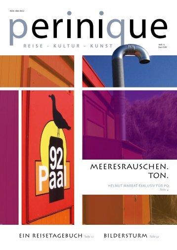 Sylt • Elbphilharmonie/ HafenCity • Tage in Wien
