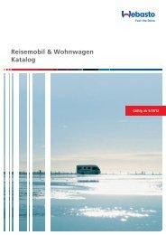 Reisemobil & Wohnwagen Katalog - Webasto