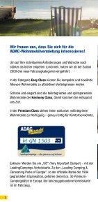 ADAC-Wohnmobilvermietung - Camping Bungalows Adler - Seite 2