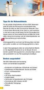 ADAC-Wohnmobilvermietung - Camping Bungalows Adler - Seite 4