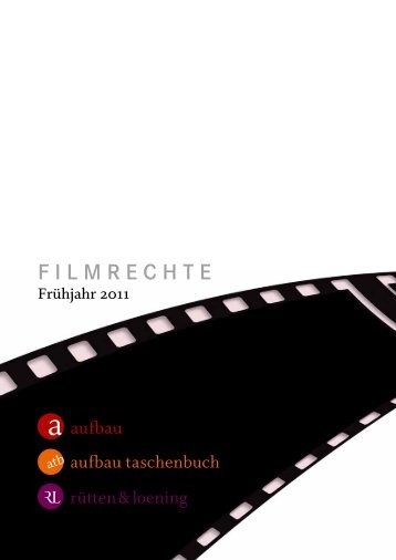 F I L M R E C H T E - Aufbau Verlag