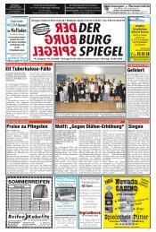 1.99 - Der BurgSpiegel / Der Genthiner
