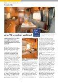 Modelljahr 2006: Alle Neuheiten - Niesmann + Bischoff - Seite 6