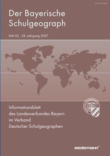 Diercke Geographie für Gymnasien in Bayern - Verband Deutscher ...