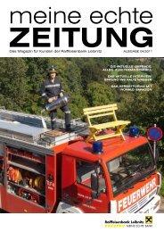 Ausgabe 04/2011 (pdf) - Raiffeisenbank Leibnitz