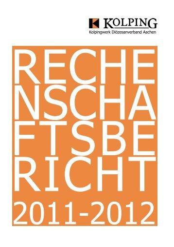 Gesellschaft - Kolpingwerk DV Aachen