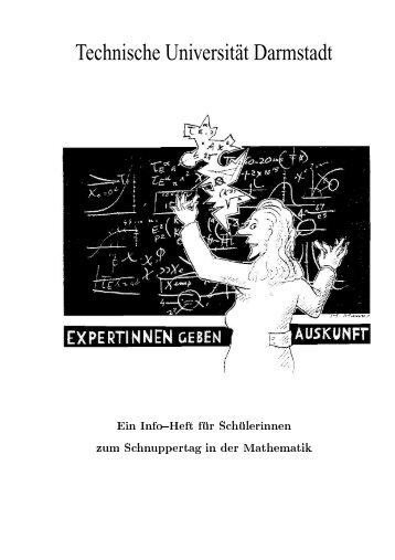 Download - Fachbereich Mathematik - Technische Universität ...