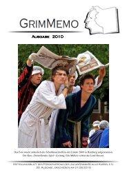 GrimMemo - Jacob-Grimm-Schule Kassel
