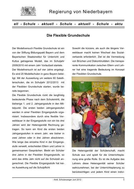 Die Regierung von Niederbayern