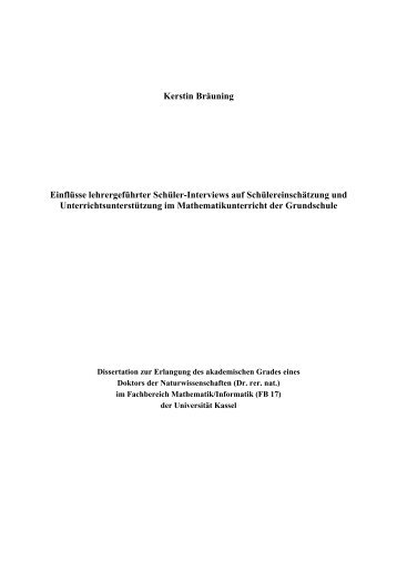KOBRA - Universität Kassel